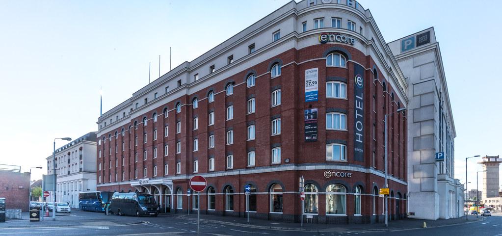 THE RAMADA ENCORE HOTEL IN BELFAST