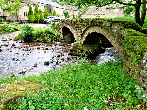 Pack-Horse Bridge at Wycoller