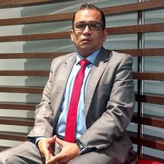 Jorge Enrique López Vargas, consultor de negocios para Colombia de Softland CH.