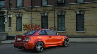 BMW 1-Series M Coupe (2011) | by .adlersadler.