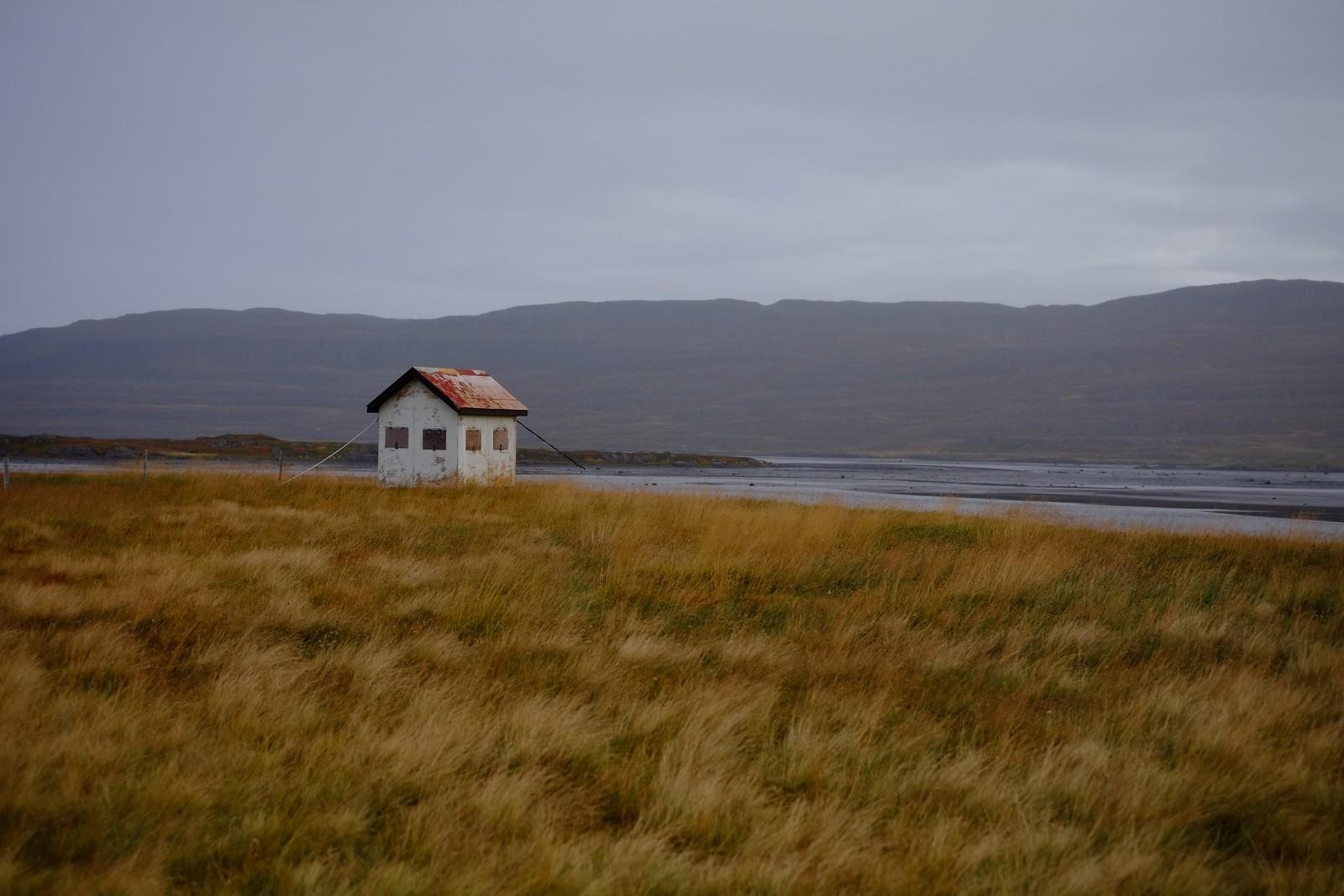 Little hut   by efo