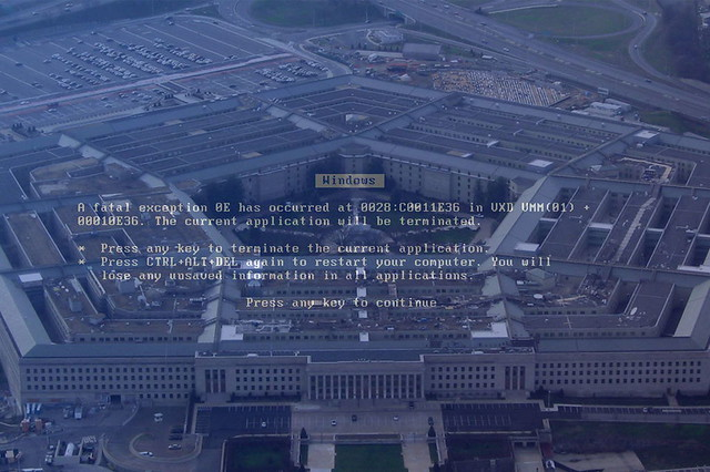 blue-screen-of-pentagon