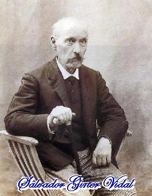 Salvador Giner Vidal.