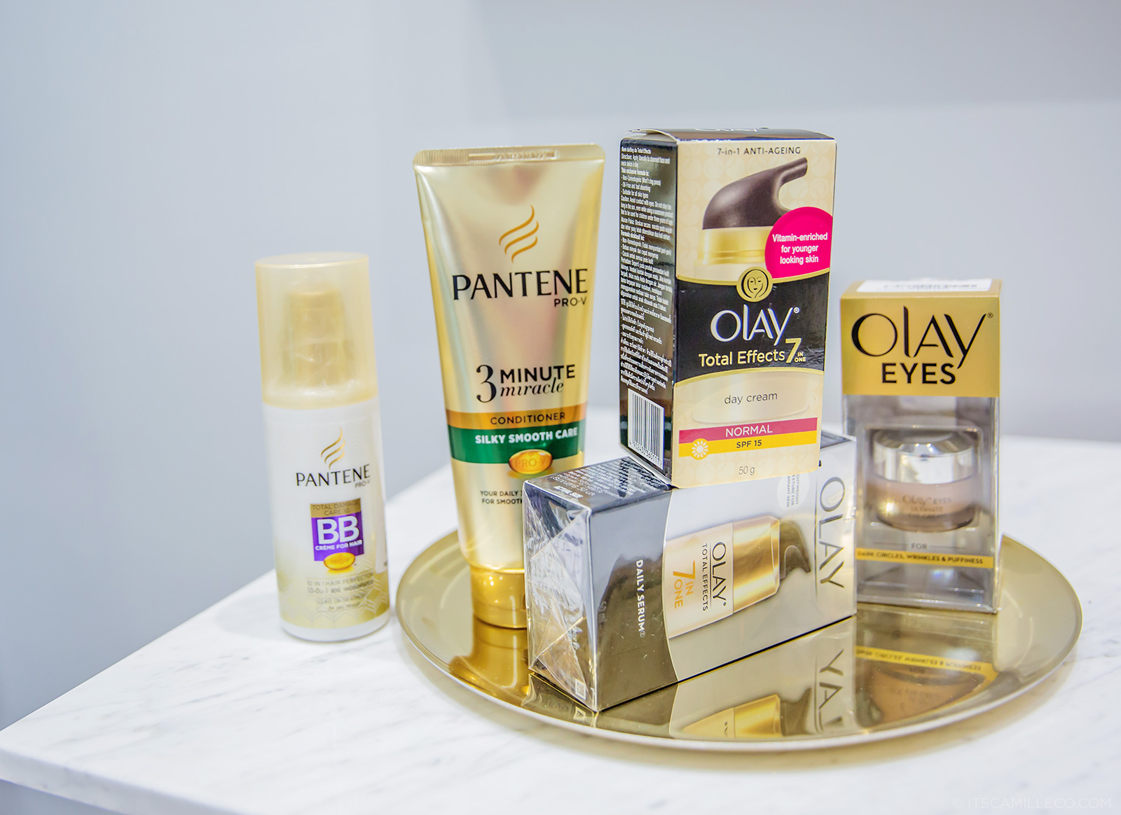 Pantene and Olay Haul