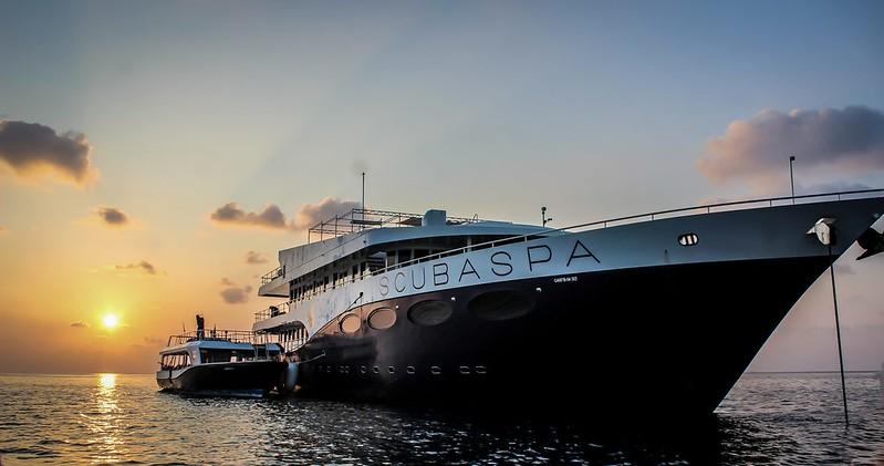 Scuba Spa Yang Maldivas Liveaboard