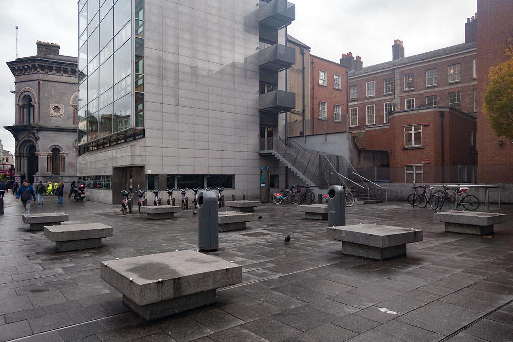 DUBLIN BIKES STATION 10 004