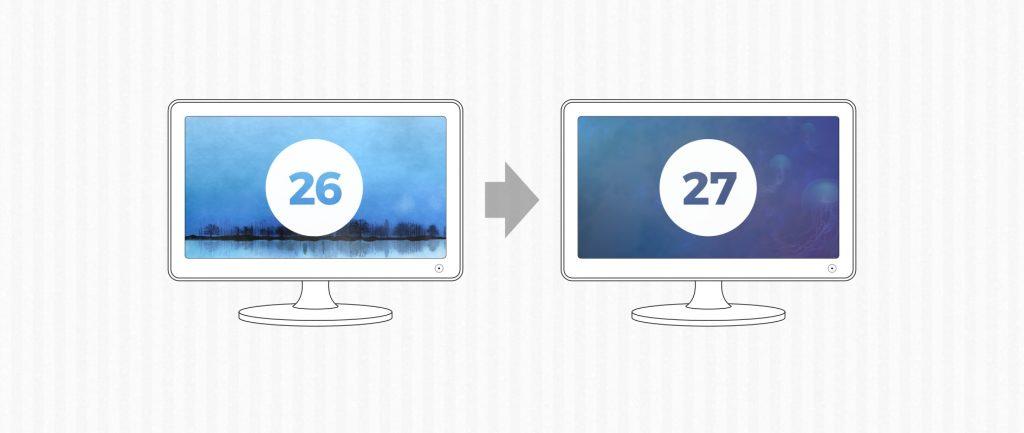 Cómo actualizar Fedora 26 a Fedora 27 504b1c67089
