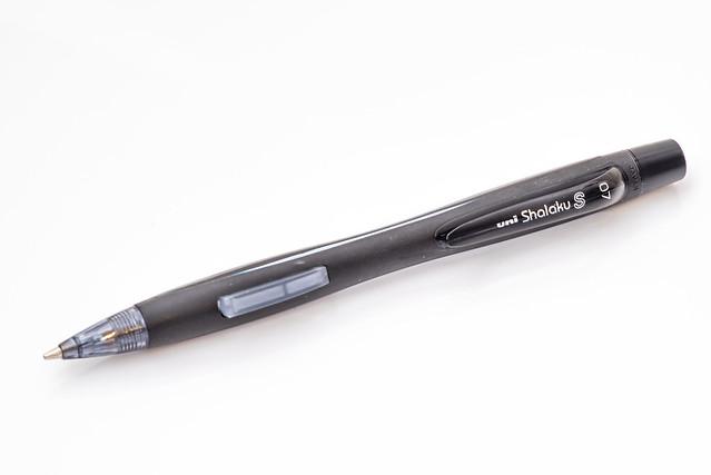 uni shalaku s 0.7mm 鉛芯筆