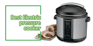 Best Electric Pressure Cooker - Guide & Reviews | by cookwarelab