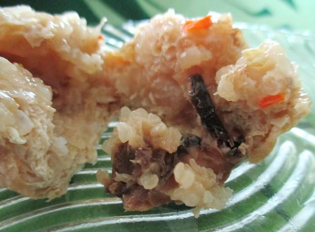 Yong Chuan Fish Noodles stuffed tofu puff skin 2