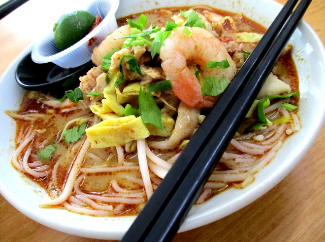 Jia Jia Lok Kuching laksa, regular 2