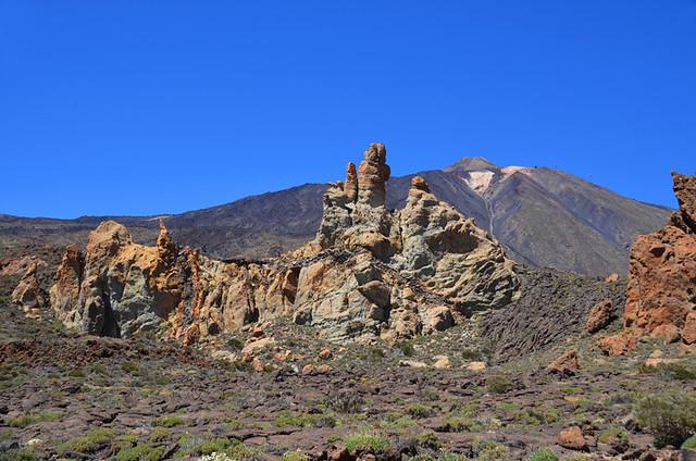 Volcanic Teide National Park, Tenerife
