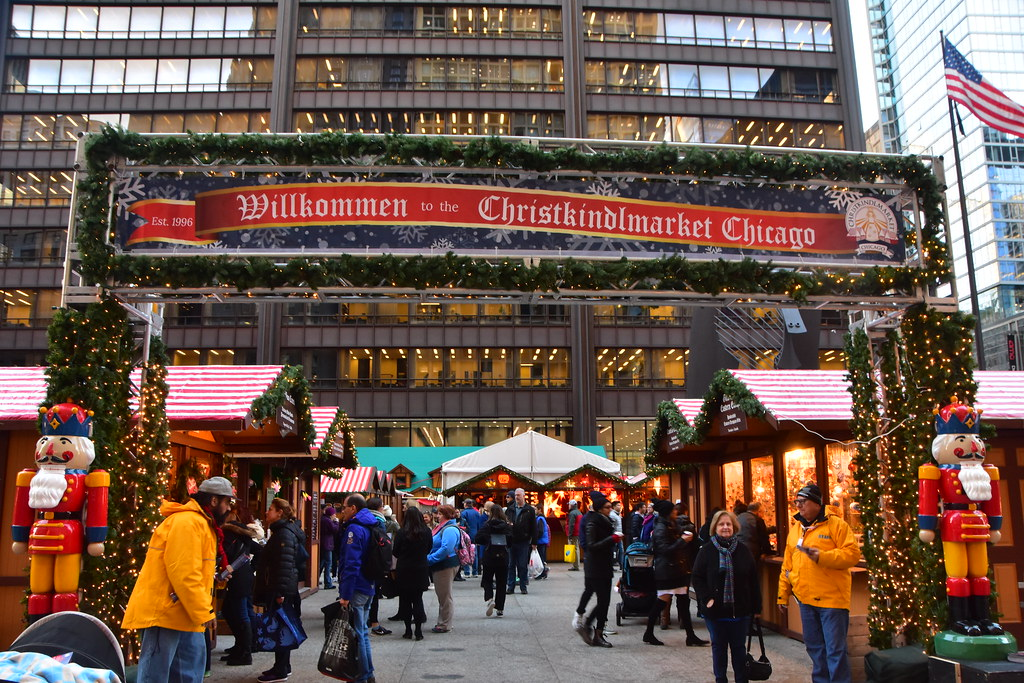 chicagos christmas market by stevelamb007 chicagos christmas market by stevelamb007 - Chicago Christmas Market