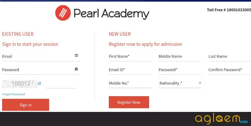 Pearl Academy Admission Form 2018 | Pearl Academy Online Application Form 2018