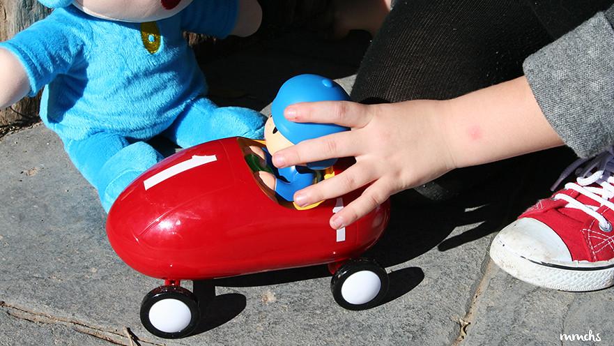juguete coche Pocoyo