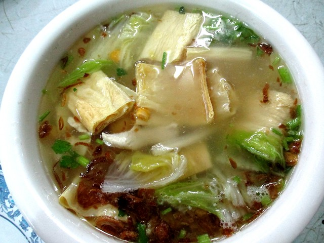 A-Plus Restaurant fish maw soup