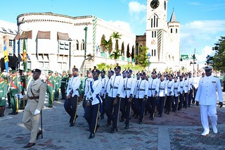 Remembrance Day Parade 2017 (3) | by barbadosgovernmentinformationservice