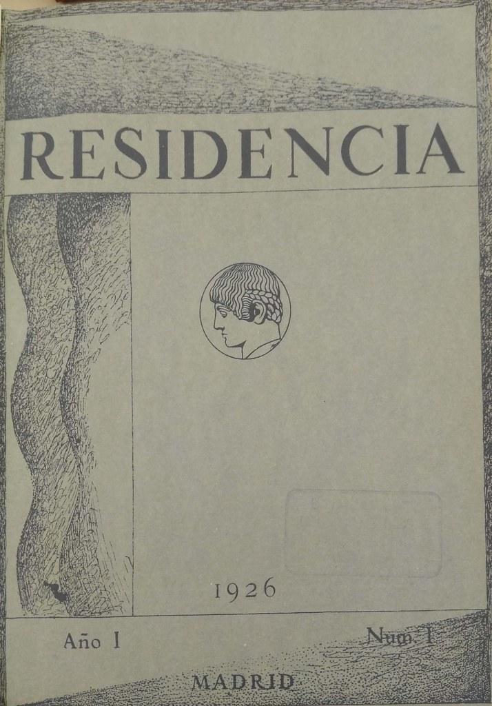 Residencia : revista de la Residencia de Estudiantes - Flickr