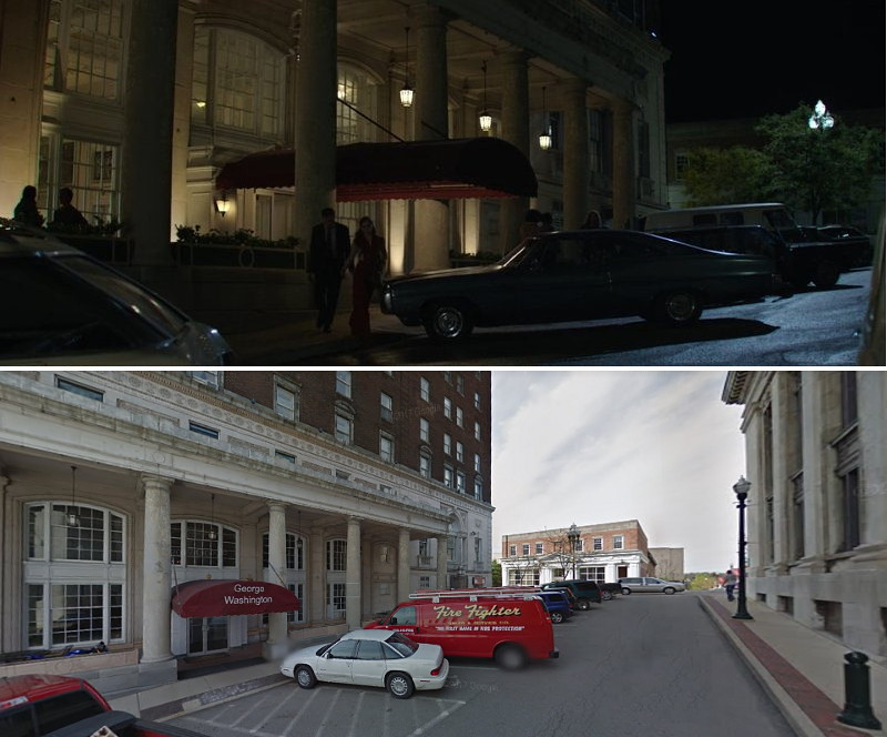 Gdzie sfilmowano Mindhunter