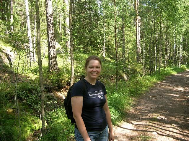 My Finland Nuuksio Natl Park