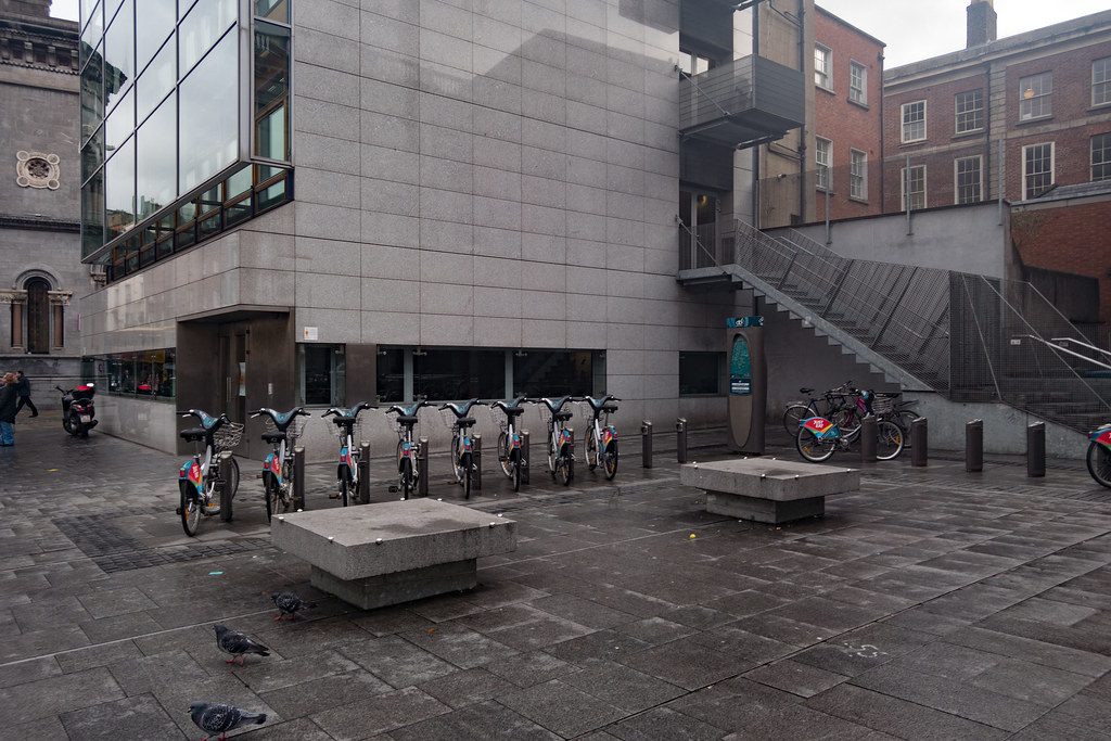 DUBLIN BIKES STATION 10 003