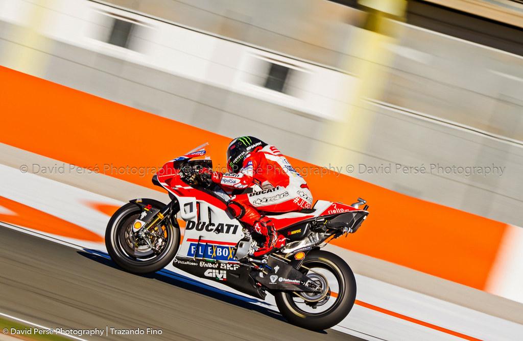 Trazando Fino: Moto GP Winter Test Pre 2018 - Circuit Ricardo Tormo !!