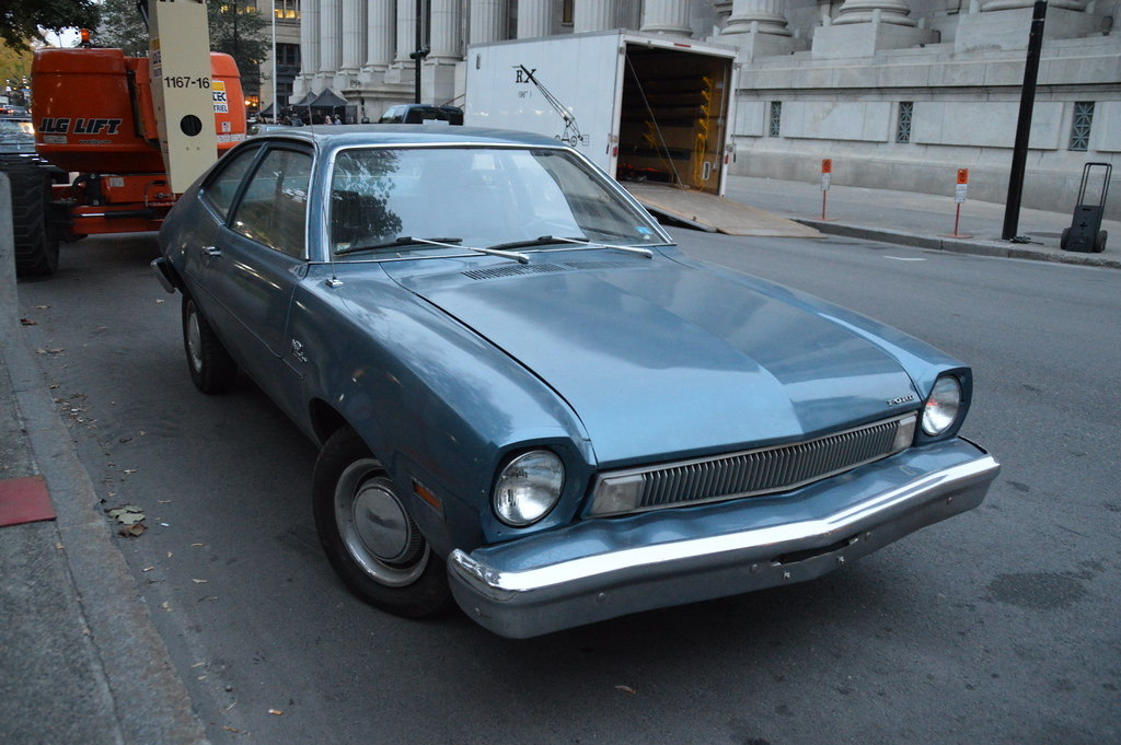 1970 1980 Ford Pinto 21 Octobre 2017 Tournage Rue Not Flickr