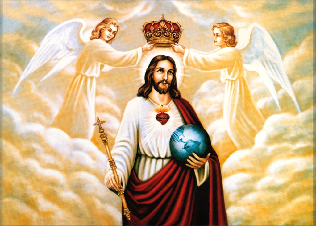 Vương Quyền Thuộc Về Thiên Chúa Hay Là Thuộc Về Đức Kitô?