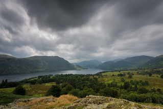 Cloudy Ullswater | by Future-Echoes