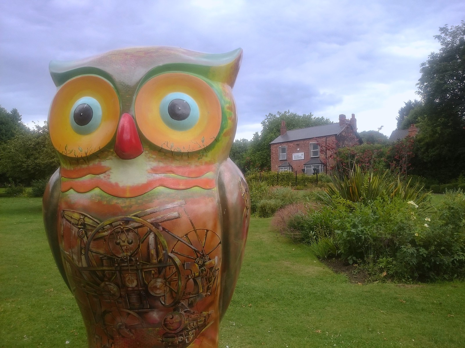 Owl | by esala.kaluperuma