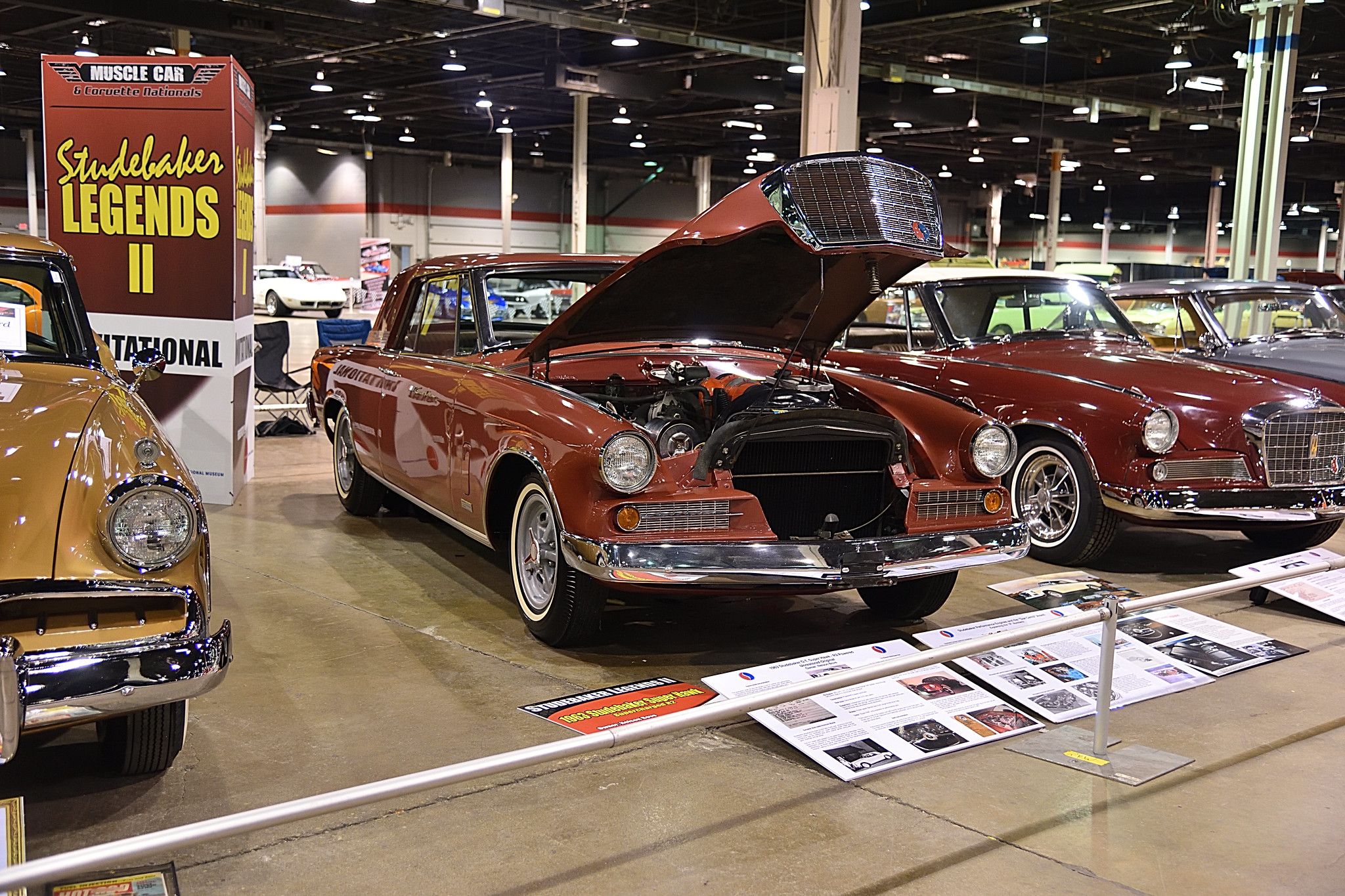 Studebakers 2017 Mcacn Show Report