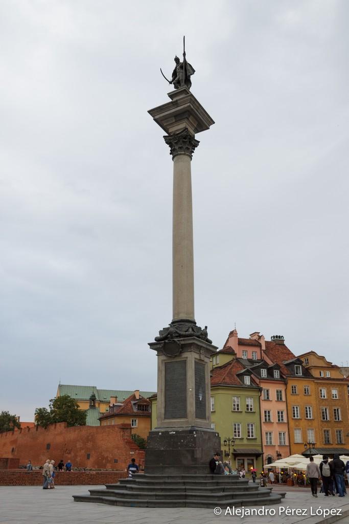Columna de Segismundo