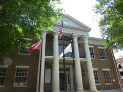 Courthouse in Franklin