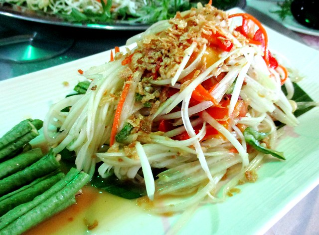 Flavours Thai Kitchen som tam