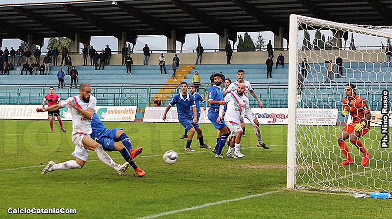Ramzi Aya  a segno a Pagani nella gara dello scorso torneo