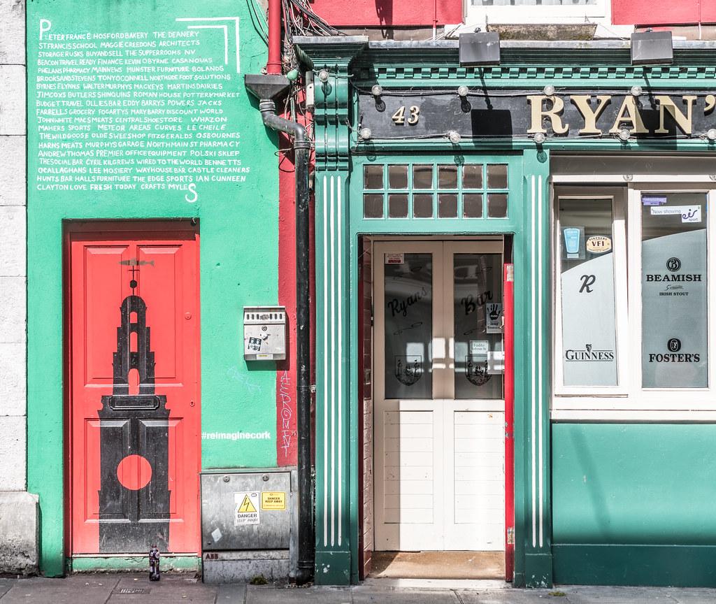 RYANS BAR - NORTH MAIN STREET CORK 002