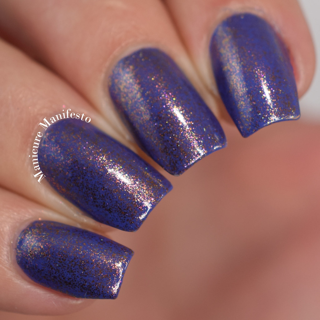Zoya Party Girls review