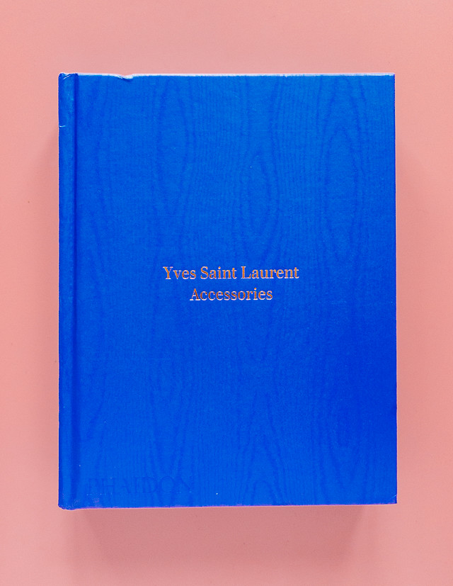 yves saint laurent accessories - book review