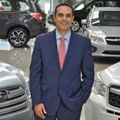 Mauricio Hernández, vicepresidente de la marca en Colombia