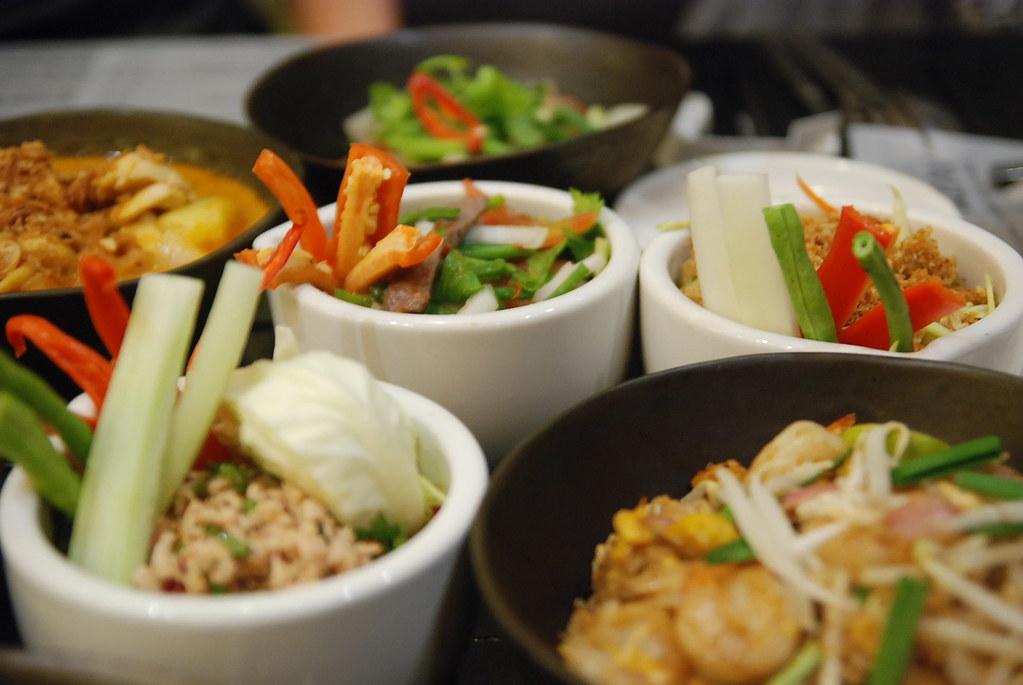泰國料理。圖片來源:TZA(CC BY-NC 2.0)