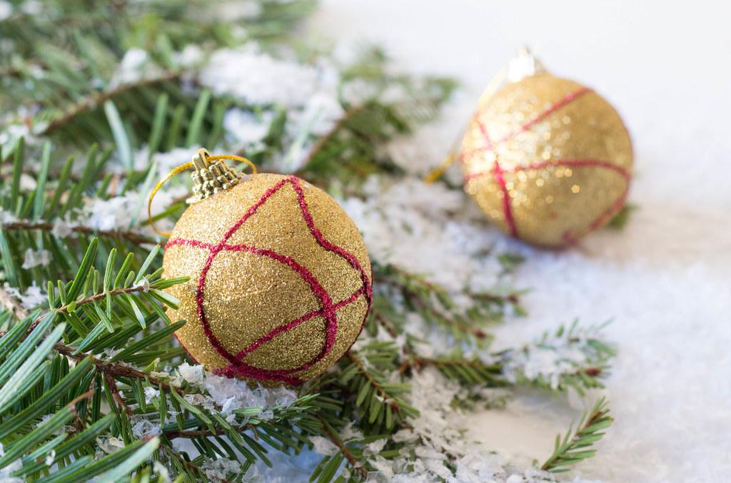 gold christmas ornaments by wuestenigel gold christmas ornaments by wuestenigel - Gold Christmas Ornaments
