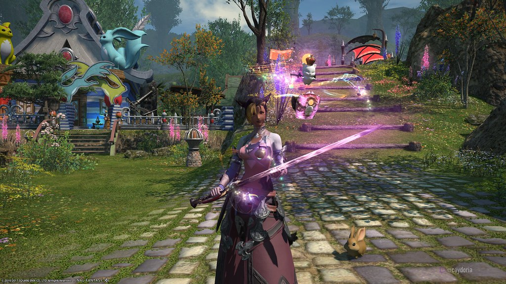 Moogle Weapons Are Literally Life Ffxiv Cay Pls Flickr