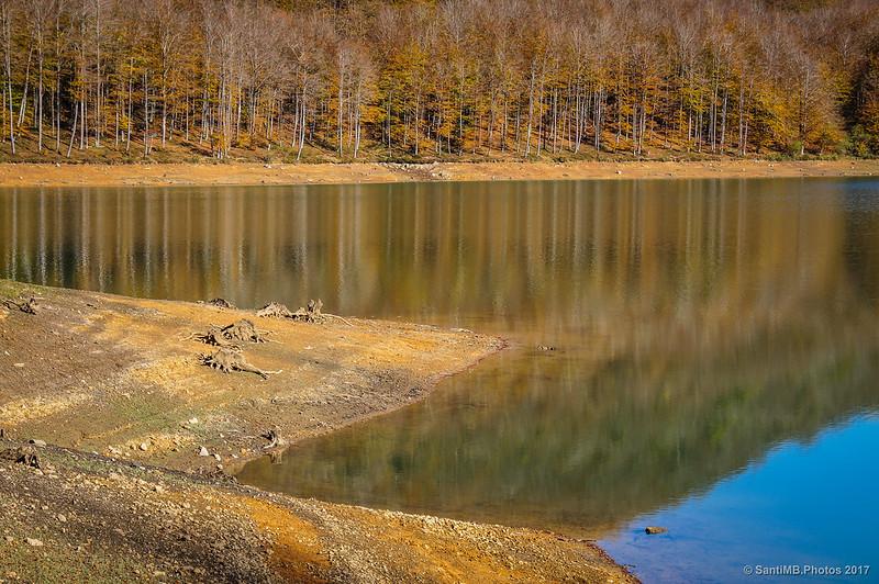 Orilla del Lago Lareo