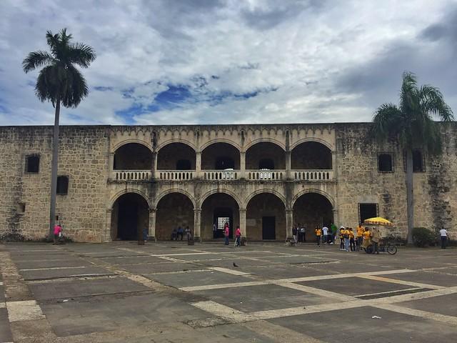 Alcázar de Colón en Santo Domingo (República Dominicana)