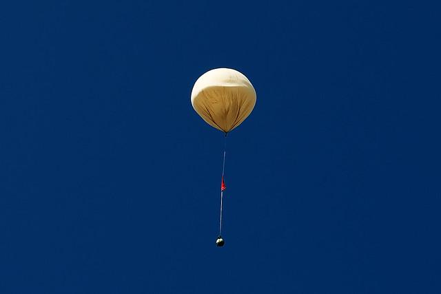 VCSE - A ballon útjának első métereit teszi meg