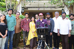 SudheerBabu New Movie Opening Stills