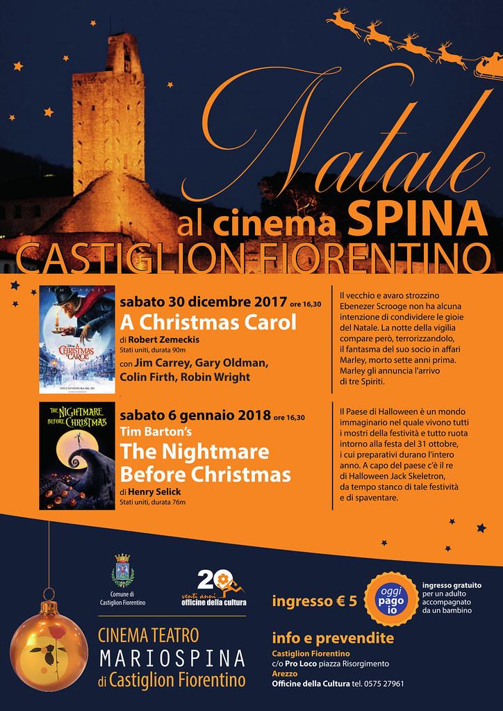 Natale al cinema Spina