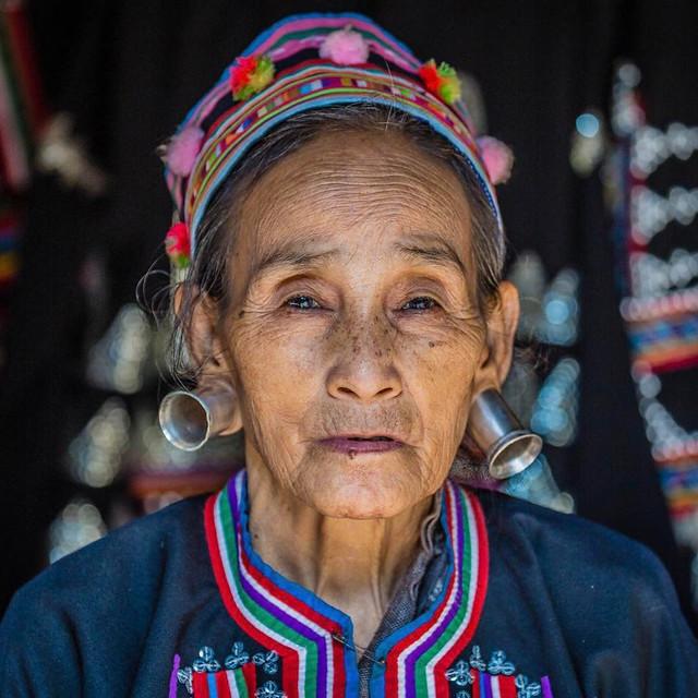 Lisu Hill Tribes