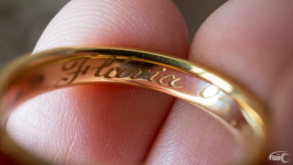 Her Name Inside My Ring Fippo Gomes Flickr