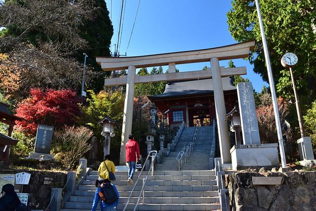 御岳神社入口